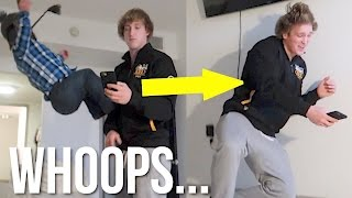 Watch Yesterday's Vlog ▻ https://youtu.be/SoawBHOUwGI Today I almost became an adult, pissed off Mark, and we watched our...