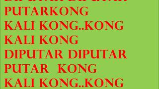 Video tony q rastafara kong kali kong lyric MP3, 3GP, MP4, WEBM, AVI, FLV Januari 2019