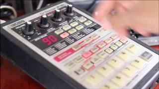 J Dilla x Madlib Technique | SP303 Sampling Boom Bap Bass From Vinyl Records [Sound Design Sunday]