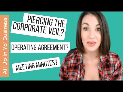Avoiding the Risks of a Single-Member LLC (Again) - All Up In Yo' Business