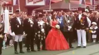 Bilker Schützen - Schützenfest 2015