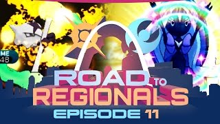 MAKING PROGRESS!! Road to Regionals VGC 2017! w/ Joshua Lorcy! Episode 11 - Pokemon Sun and Moon by aDrive