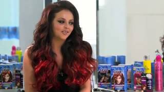 Jesy Nelson From Little Mix  Schwarzkopf LIVE Color XXL