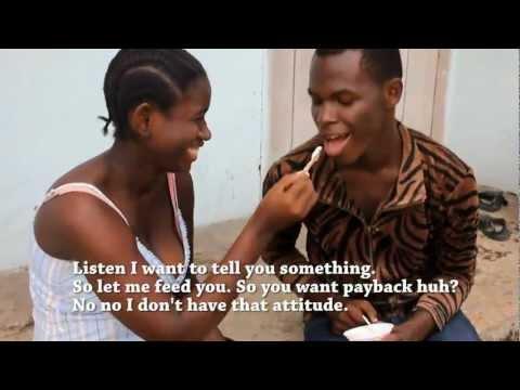 Zinduka, a Swahili HIV AIDS film with English Subtitles