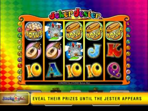 Joker Jester slot review