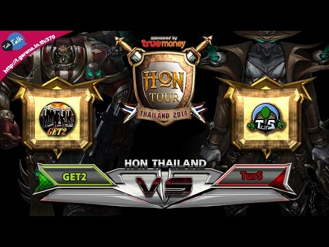 By - HoN Tour Thailand 2014 By True Money : G-League Cycle 4 MiTH.HBX vs TurS Best of 2 Round Robin Game 1 15:53 Game 2 1:22:30.