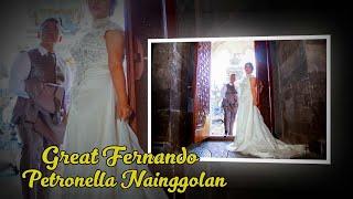 Video Great and Nella Wedding video MP3, 3GP, MP4, WEBM, AVI, FLV Februari 2018
