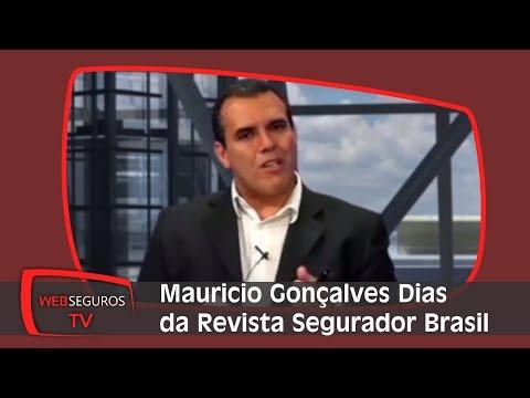 Mauricio Gonçalves Dias da  Revista Segurador Brasil