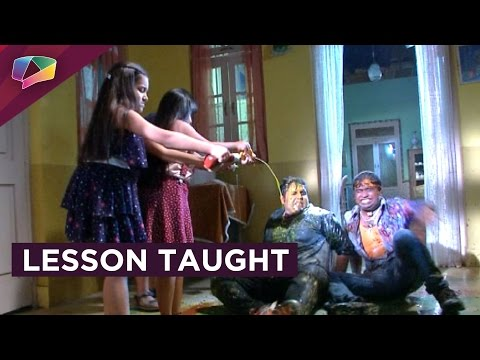Avni & gang to teach a lesson to the goons in Naam
