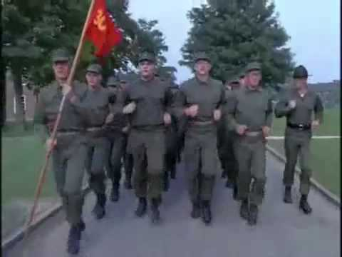 Full Metal Jacket USMC Cadences