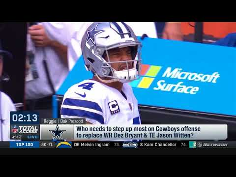 Who Needs To Step It Up The Most On The Dallas Cowboys Offense?