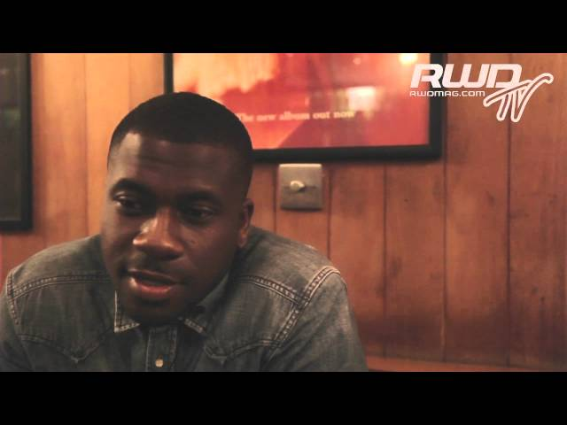 SMILER TALKS BEEF WITH JOE BUDDEN, WORKING WITH PROFESSOR GREEN & MORE WITH RWD TV