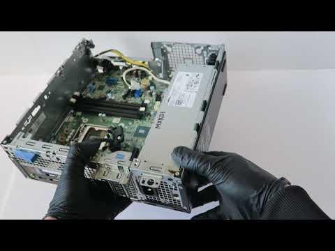 Dell Optiplex 5050 SFF Teardown