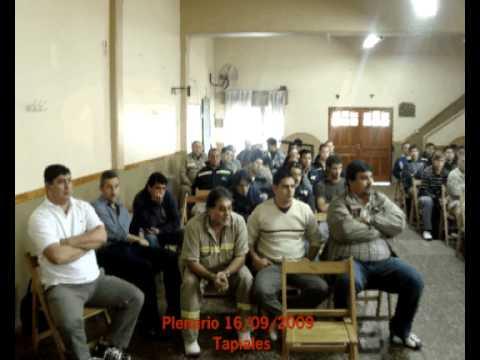 PLENARIO TAPIALES 16 DE SETIEMBRE DE 2009