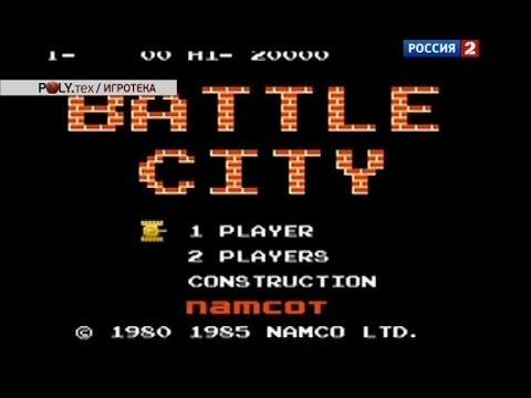 Видеоигры 90-х реанимировали (видео)