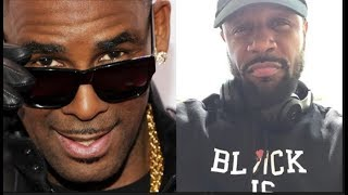 """Tank & Neyo Finally BLAST """"Monster"""" R Kelly, """"Kings Dont Treat Queens Like That, We Muting You"""""""