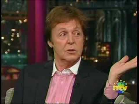 Video Paul McCartney On David Letterman August 13, 2009 b download in MP3, 3GP, MP4, WEBM, AVI, FLV January 2017