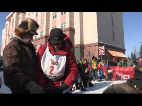 Open North American Championship Sled Dog Race Day 3