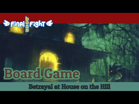 Video thumbnail for Spooky Board Games – Betrayal at House on the Hill