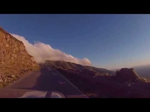 Filo de la sierra – Merlo San Luis: Vídeo de uno de los paisajes más impactantes de Argentina