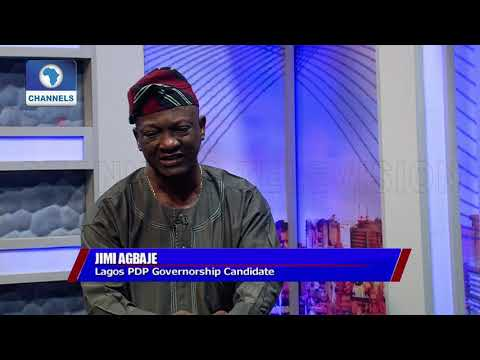 I Will Be Declared Lagos Governor In 2019, Says Agbaje |Politics Today|