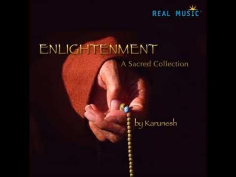 Real Music Album Sampler: Enlightenment A Sacred Collection by Karunesh