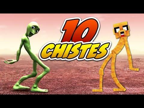 ¡EL CHISTE DE DAME TU COSITA!  CHISTES EN MINECRAFT #4