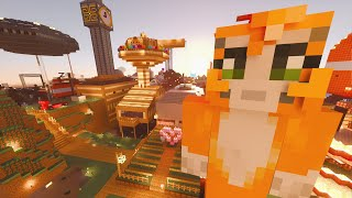 Stampy's Lovely World - RTX Ray Tracing - World Tour