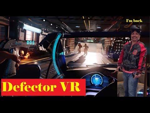 Defector VR best on Oculus Rift S