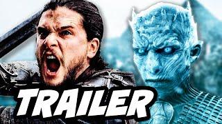 Game Of Thrones Season 7 Teaser Trailer. Comic Con 2016 Panel, Jon Snow Targaryen, Sansa Stark vs Jon Snow, Rhaegar Targaryen and Daenerys vs Cersei Lanniste...