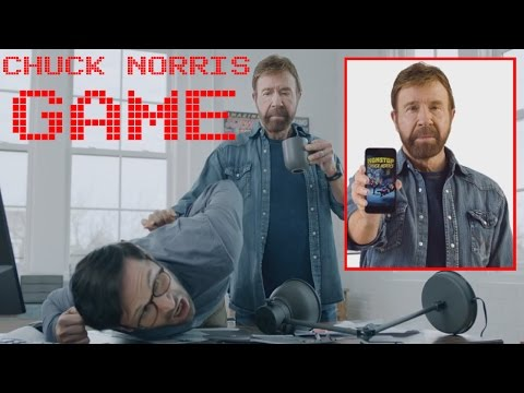 """Flaregames """"persuaded"""" by movie star Chuck Norris to make new game, begins production immediately"""