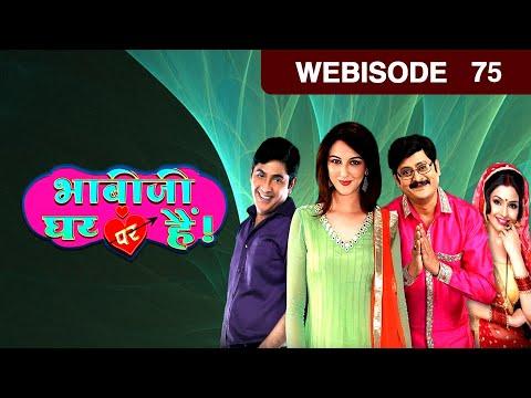 Bhabi Ji Ghar Par Hain - Episode 75- June 12, 2015