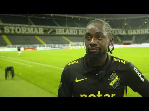 AIK Play: Heradi Rashidi efter Falkenberg hemma