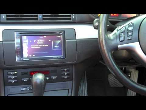 BMW E46 3 Series - Integration of a Pioneer Double Din Sat-Nav System