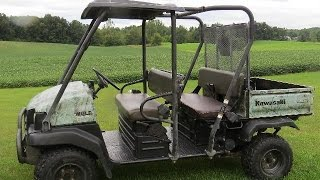 1. 2007 Kawasaki 3010 Mule | For Sale | Online Auction