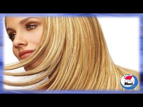 Como alisar el cabello naturalmente – Mascarillas caseras para tener el pelo liso
