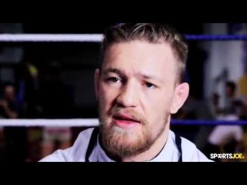 Conor - In the first of Conor McGregor's exclusive video diaries for SportsJOE.ie he reflects on the year gone by and looks ahead to 2015 when he plans to win the UFC world featherweight title against...