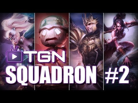 ★ tgn - Episode 2 with that 5-man premade. The Head joins us in the Rift. Season 3 Playlist: http://tinyurl.com/aap729k Season 2 Playlist: http://tinyurl.com/7fsahrm...