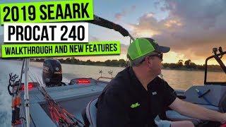 3. 2019 SeaArk ProCat 240 Walkthrough (Plus New Features)