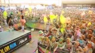 The Color Run Bari Shine Tour 2015