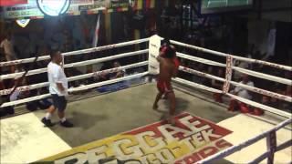 Najbrutalniejsza walka Muay Thai jaką widziałem!