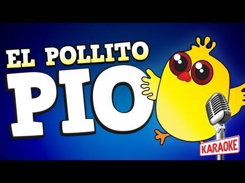 El Pollito Pio Instrumental Con