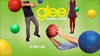 Glee Cast videoklipp In My Life