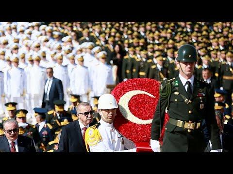 Erdogan veut pouvoir acquérir l'arme atomique