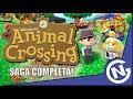 Os Jogos Da Saga Animal Crossing Informativo