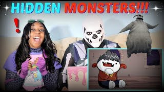 "Video TheOdd1sOut ""Monsters You Didn't Know Were Under Your Bed"" REACTION!!! MP3, 3GP, MP4, WEBM, AVI, FLV November 2018"