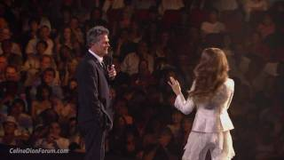Video Celine Dion - Because You Loved Me (LIVE A New Day) HDTV 720p MP3, 3GP, MP4, WEBM, AVI, FLV Juli 2018