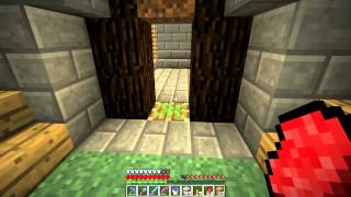 Minecraft Building with BdoubleO - Episode 60 - BdoubleO Starved to Death