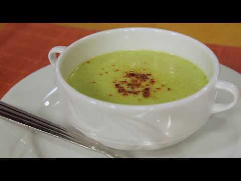 Şef Gülhan Kara - Brokoli Çorbası Tarifi