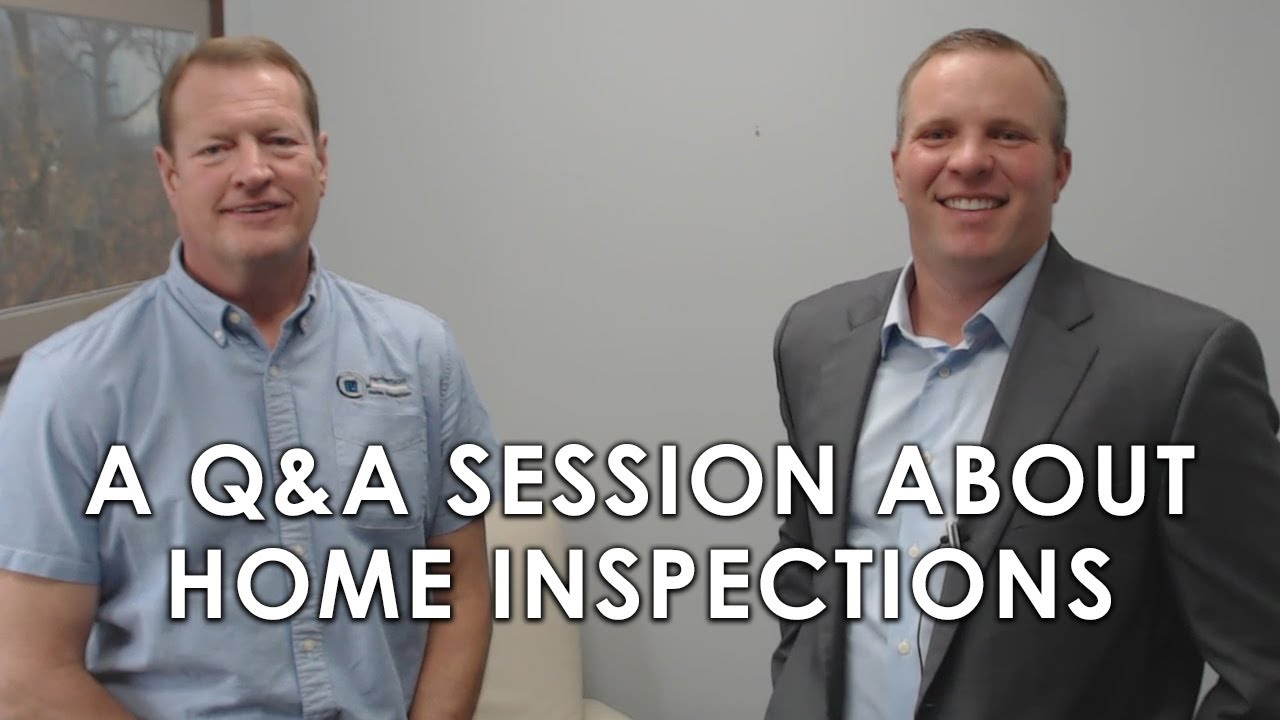 Answering a Few Common Home Inspections Questions